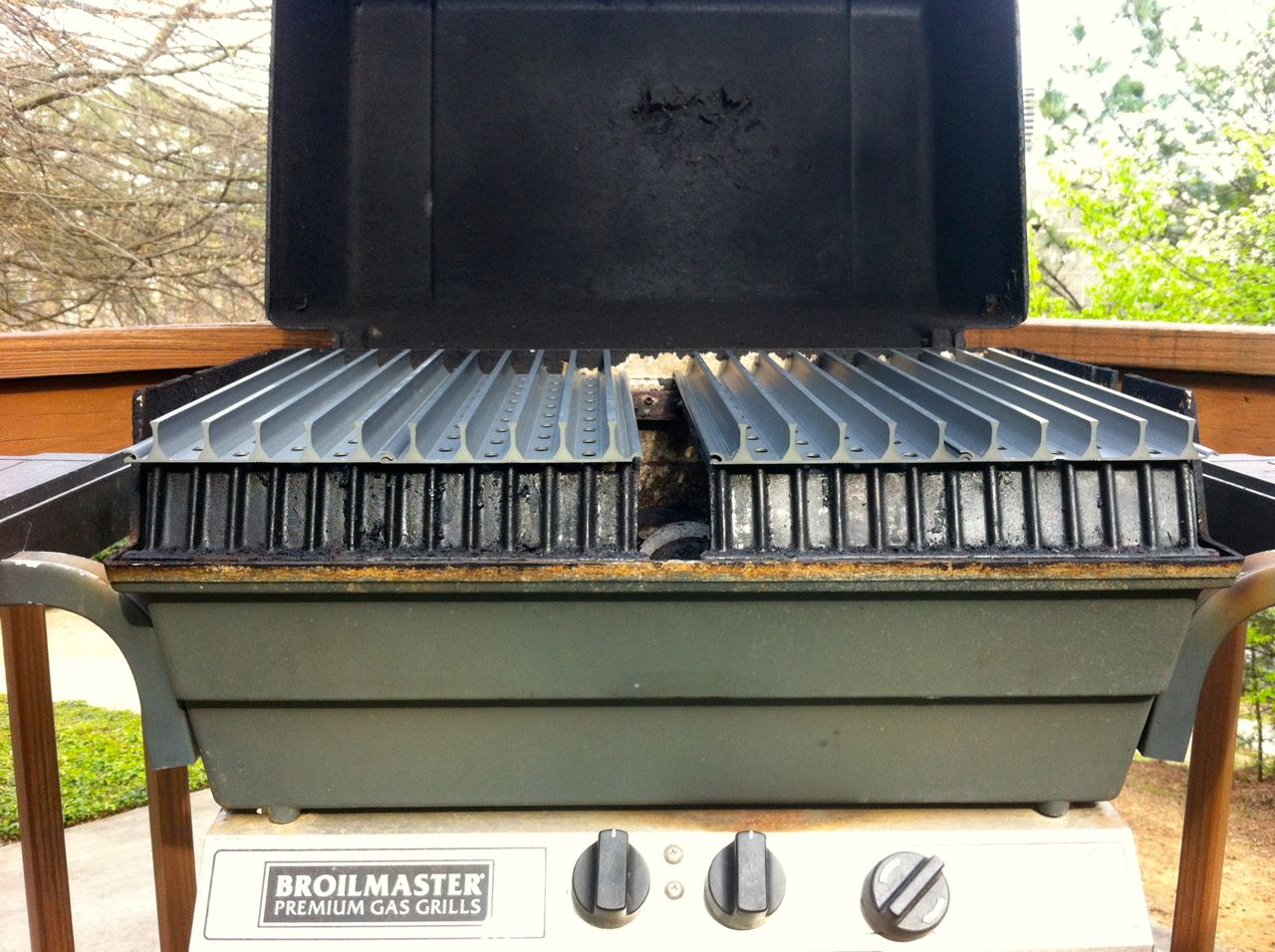 Two Zone Grilling with GrillGrates